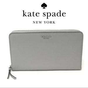 NWT Kate Spade Cameron Large Travel Wallet